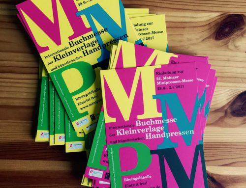 piepmatz kommt im Juni auf die Mainzer Minipressenmesse 2017 #mmpm17