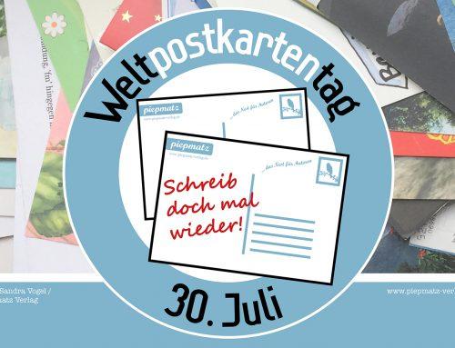 7. Weltpostkartentag am 30. Juli